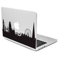 Case It (наклейка на крышку) London Skyline (CSMA13DLSKY)