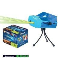 Лазерный светильник-проектор (UL-00001184) Volpe UDL-Q350 4P/G BLUE