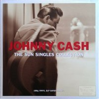 Johnny Cash THE SUN SINGLES (180 Gram/Remastered/W570)