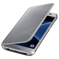 Samsung Clear View Cover S7 Silver (EF-ZG930CSEGRU)