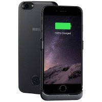 InterStep для iPhone 7 Black (IS-AK-PCIP73ASG-000B210)