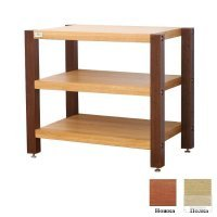 Coda racks Avalon oak+dark cherry