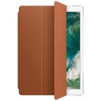 Apple Leather Smart iPad Pro 12.9 Saddle Brown