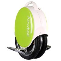 Airwheel Q5 170 WH White/Green (AW Q5-170WH-WHITE-GREEN)